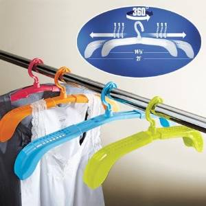 Adjustable Clothes Hangers