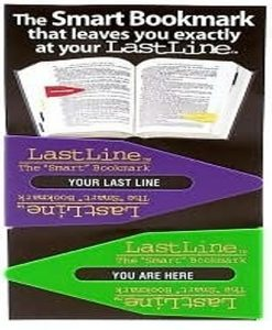 Last Line Lastline Bookmark - The Smart Bookmark