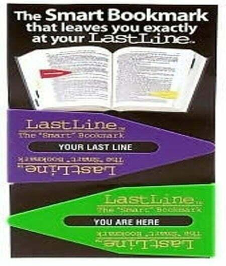 Last Line Lastline Bookmark - The Smart Bookmark