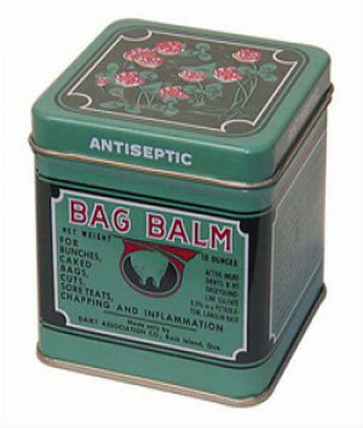 Bag Balm Beauty Cream