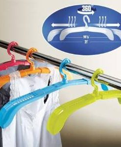 Adjustable Clothes Hangers