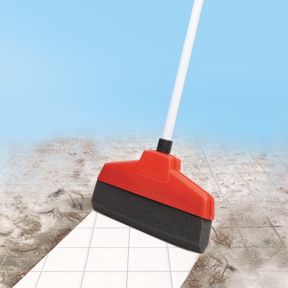 Electrostatic Foam Broom