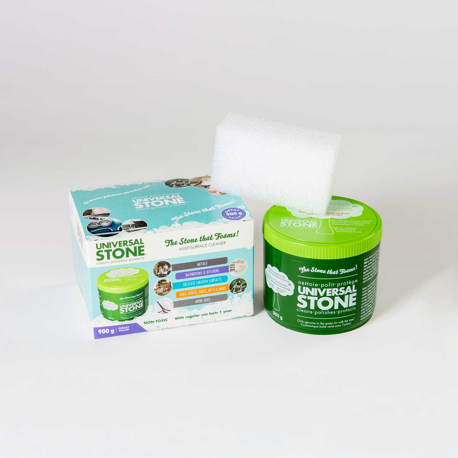 Universal Stone Cleaning 900gall in one cleanser