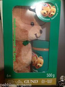 Kraft Foods Collectable Teddy Bear