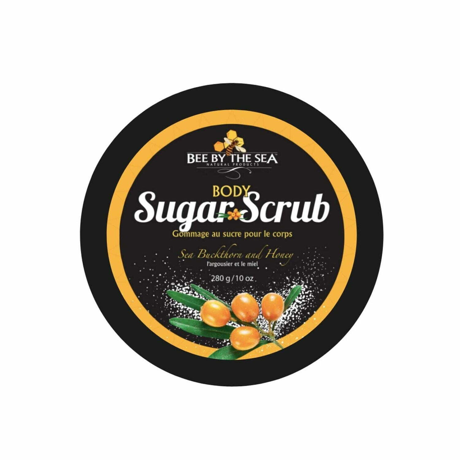 Bee Bee By The Sea Body sugar Scrub