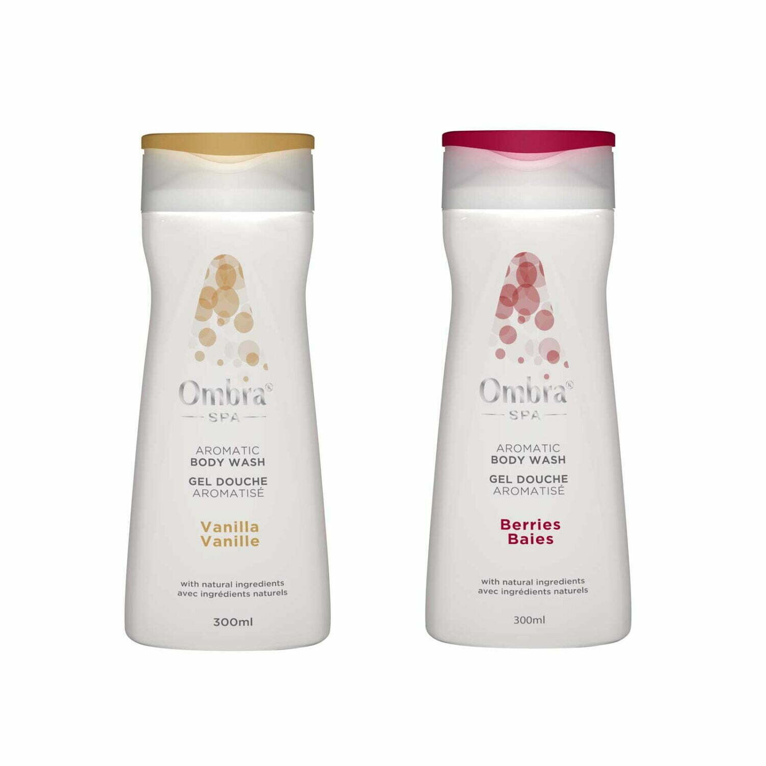 Ombra body wash 300ml